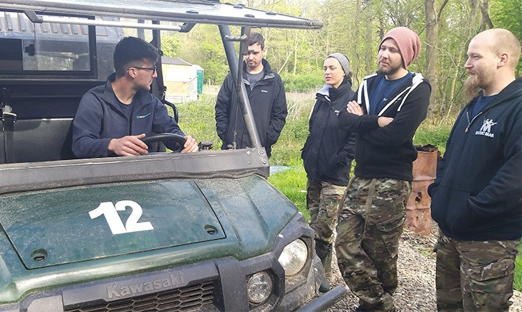 4x4 offroad training and utv 1