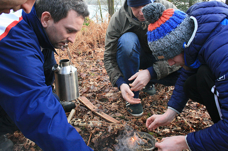 Bushcraft - Group